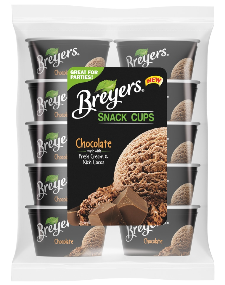 Image: Breyers 100-calorie Snack Cups
