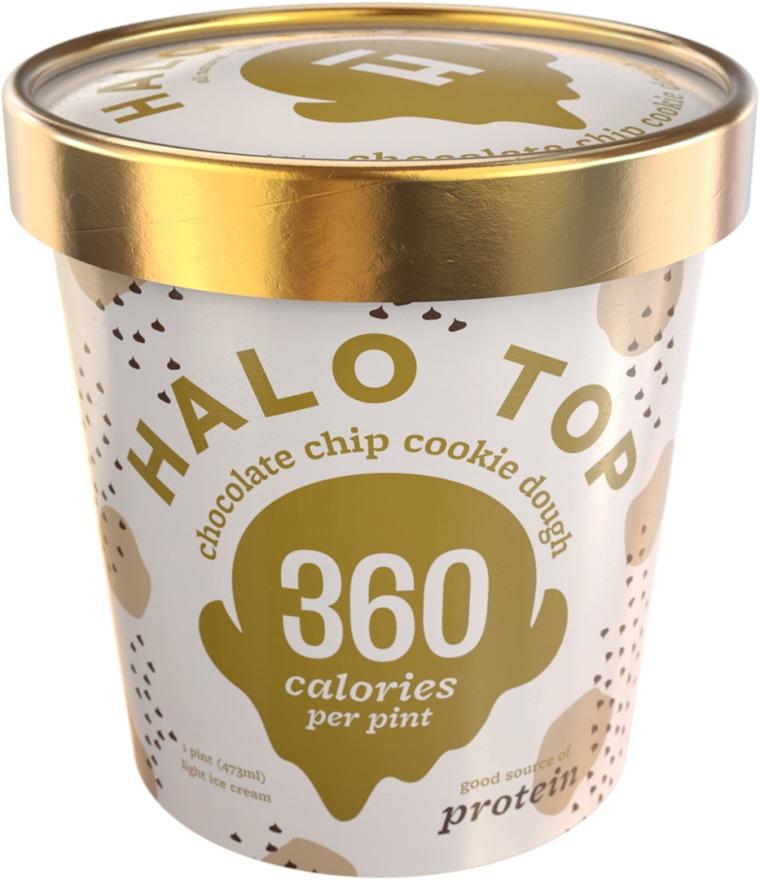 Image: Halo Top ice cream