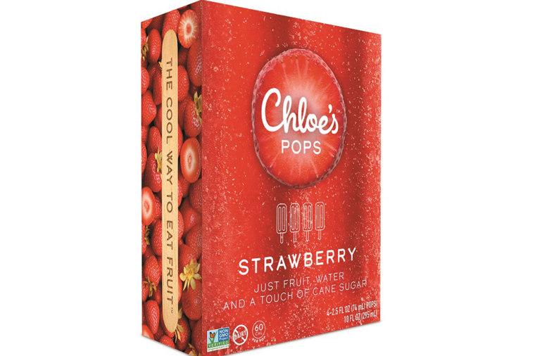 Image: Chloe's Strawberry Pops