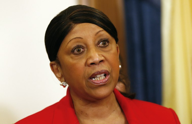 Image: New Jersey Assembly Speaker Sheila Oliver
