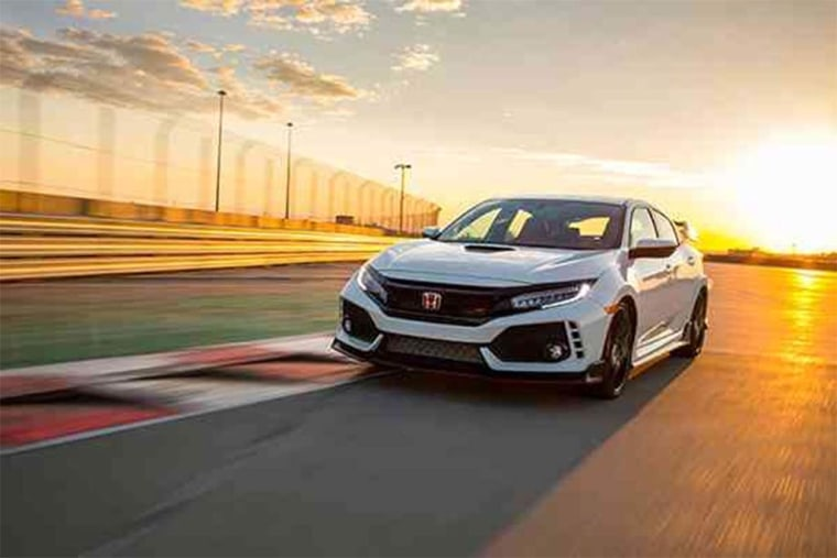 The Honda Civic Type-R is the most powerful version of the compact Honda line ever, churning out 306 horsepower.