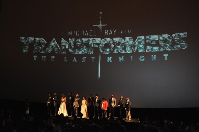 IMAGE: 'Transformers: The Last Knight' premiere in Chicago