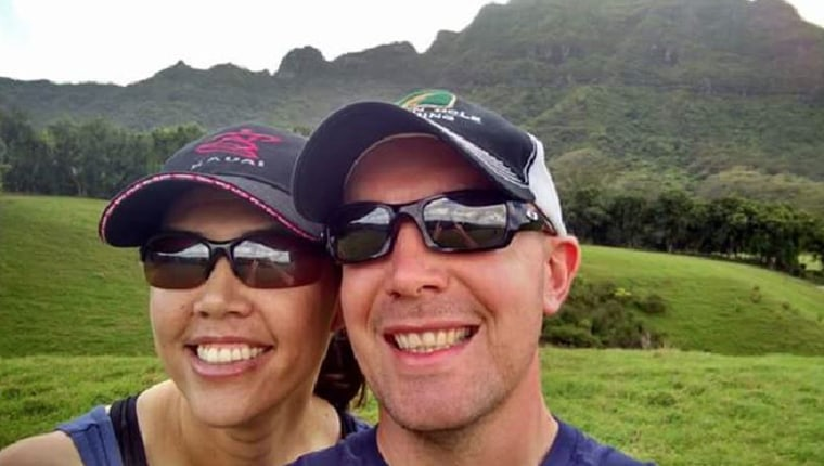 When Malisa had an emergency cesarean section and open-heart surgery, her husband Josh, who is in the Air Force, was on a flight home from South Korea.