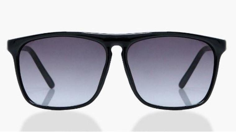 Ombre Lense Square Sunglasses