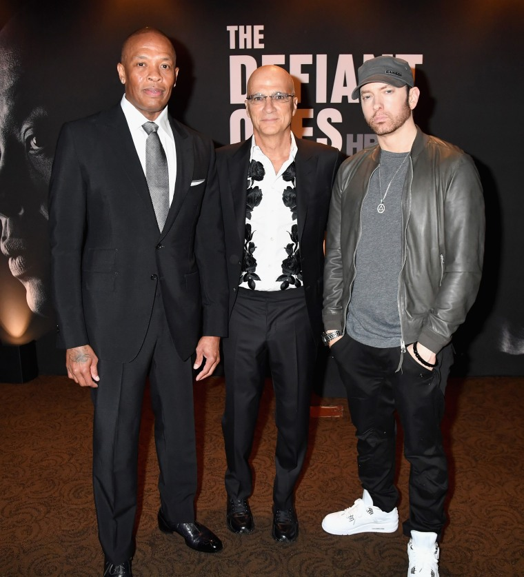 "HBO's ""The Defiant  Ones"" Premiere"