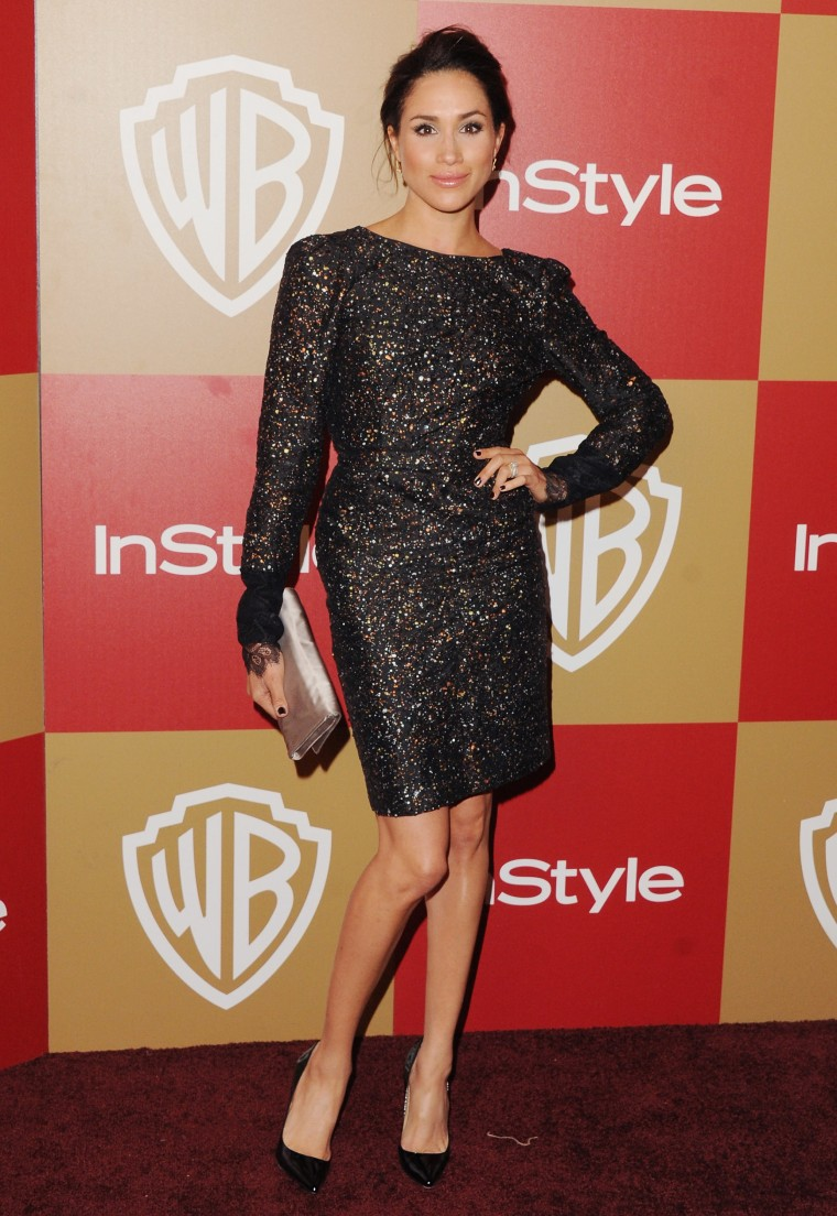 InStyle And Warner Bros. Golden Globe Party