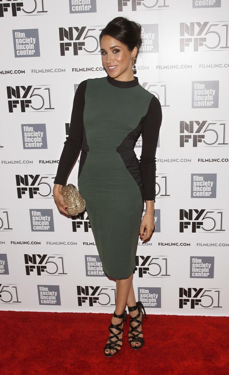 51st New York Film Festival - Gala Tribute To Cate Blanchett - Inside Arrivals