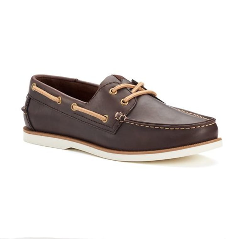 SONOMA Goods for Life(TM) Men's Lace-Up Boat Shoes