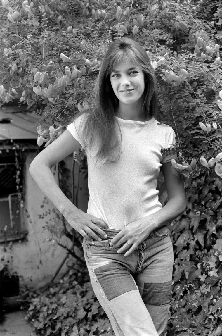 Jane Birkin. August 1974 S74-5031