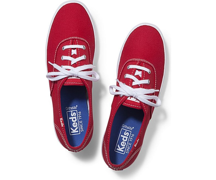 Keds Champion Originals sneakers in red