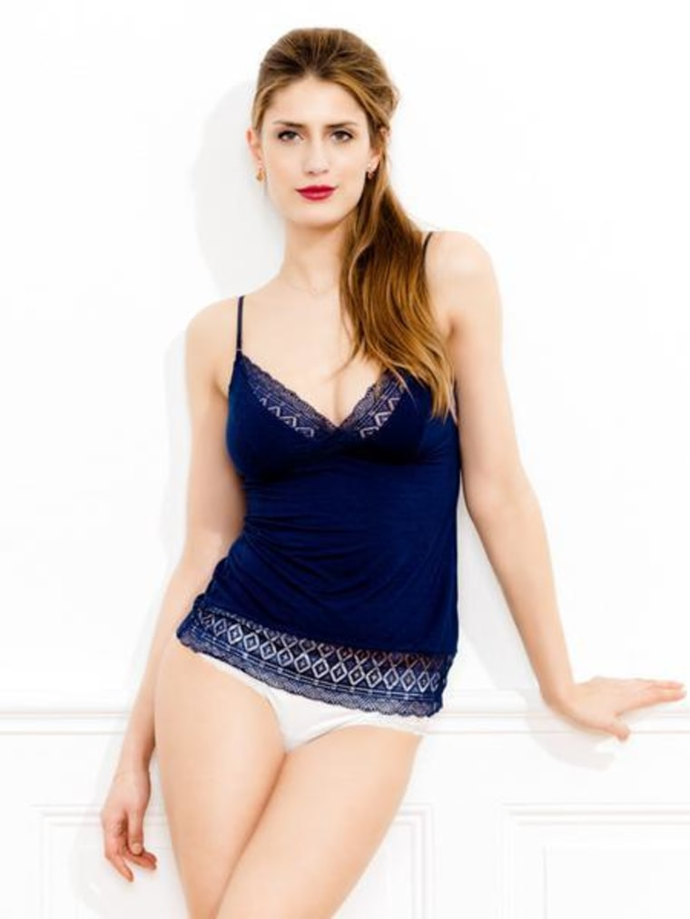 Les Lunes George V camisole