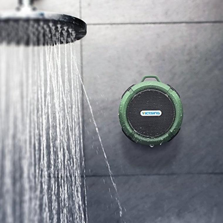 VicTsing Shower Speaker