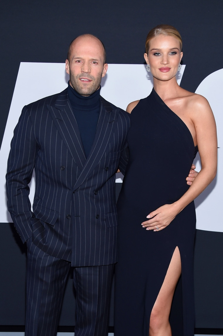 """""""The Fate Of The Furious"""" New York Premiere"""