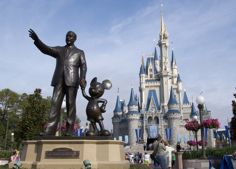 Best amusement and water parks in the US: Disney World