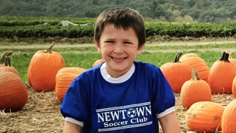 Jesse Lewis saved nine of his classmates by urging them to run when shooter Adam Lanza ran out of bullets momentarily during his shooting spree at Sandy Hook Elementary School. Jesse stayed behind and was killed.