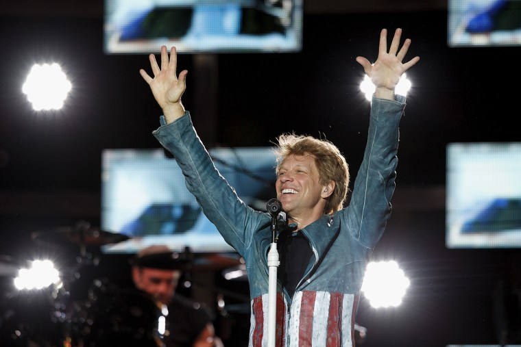 Image: Bon Jovi Performs in Concert in Madrid