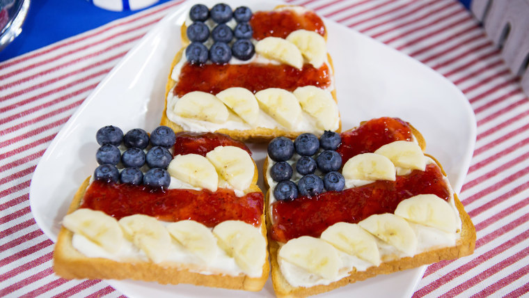 Nikki Pechet's Patriotic Toast