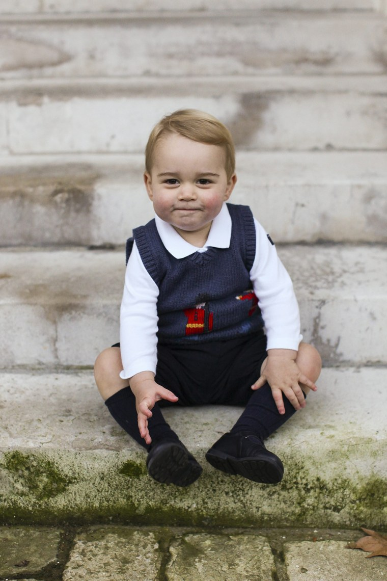Image: Prince George photos released