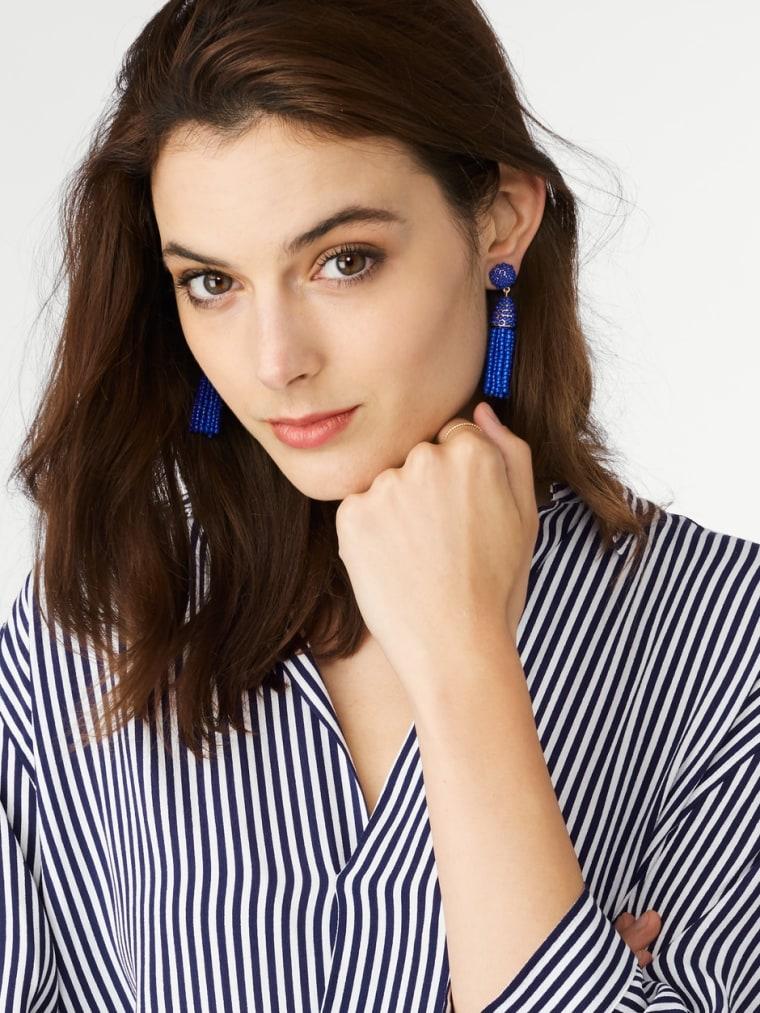 Mini Pinata Tassel Earrings