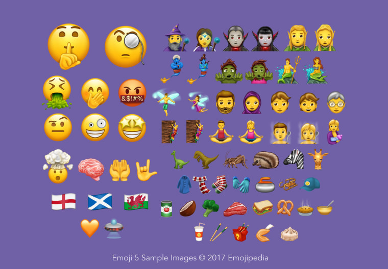 Gender Neutral Headscarves And Breastfeeding New Emoji Face