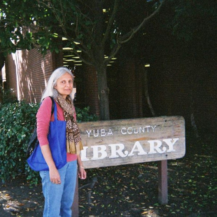 Uma Krishnaswami, in Yuba City, California.