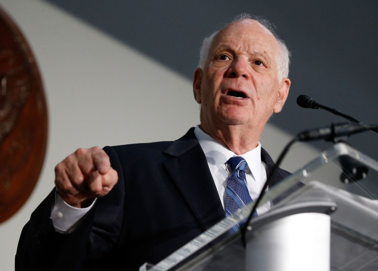 Image: U.S. Sen. Ben Cardin (D-MD)