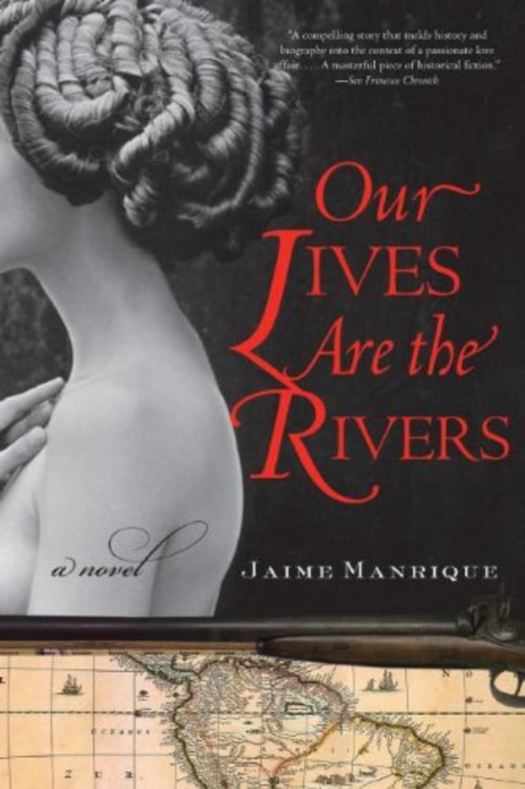 Image: Our Lives Are the Rivers book