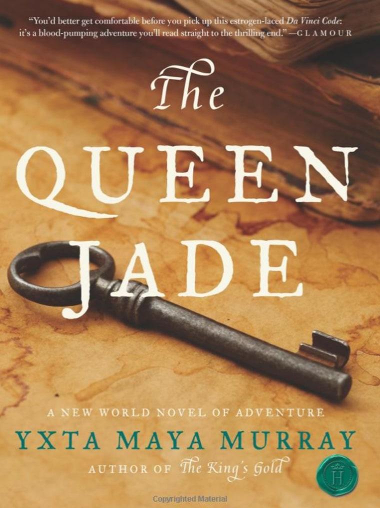 Image: The Queen Jade book