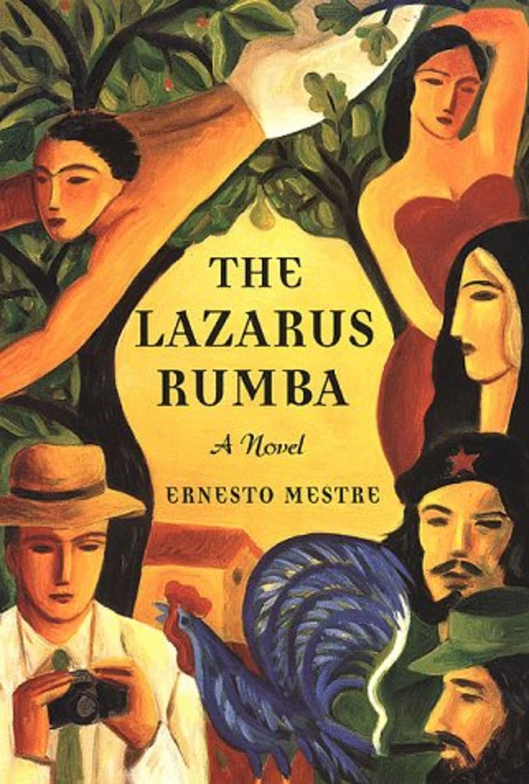 Image: The Lazarus Rumba book