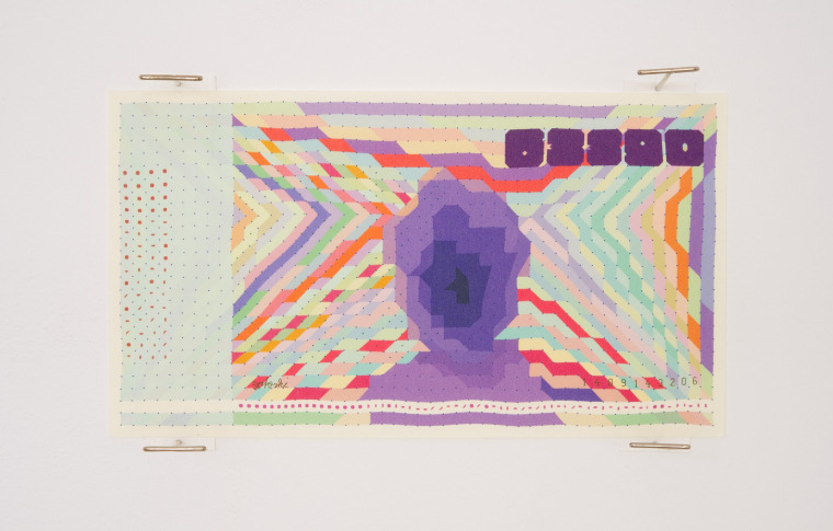 One of the 64 Block Bill designs