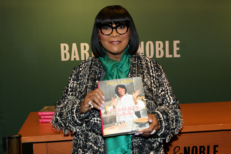 "Patti LaBelle Signs Copies Of Her New Book ""Desserts LaBelle: Soulful Sweets To Sing About"""