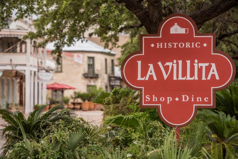 Image: La Villita Historic Arts Village, San Antonio, Texas