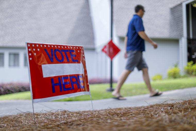 Image: Georgia's special election