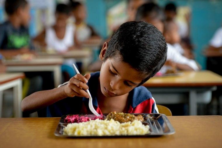 VENEZUELA-CRISIS-SHORTAGE-FOOD