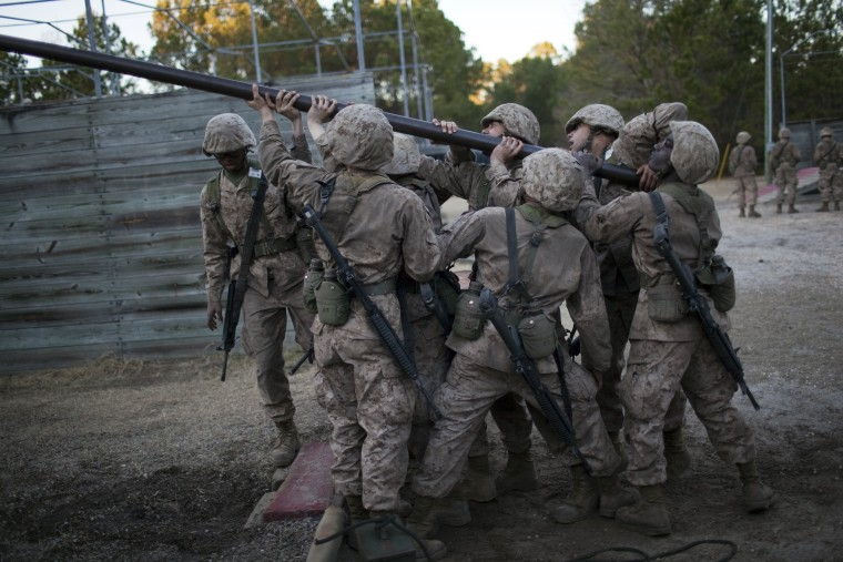 Image: Parris Island: US Marine Corps Boot Camp