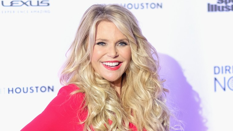 Image: Sports Illustrated Swimsuit 2017 NYC Launch Event, Christie Brinkley