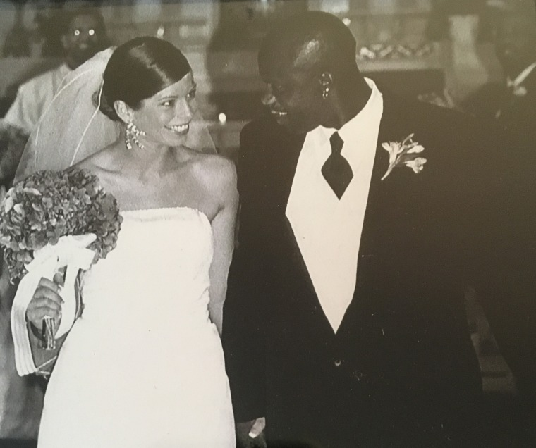 John and Tessie Sylvester met when they both coached youth soccer. They were married in 2004.