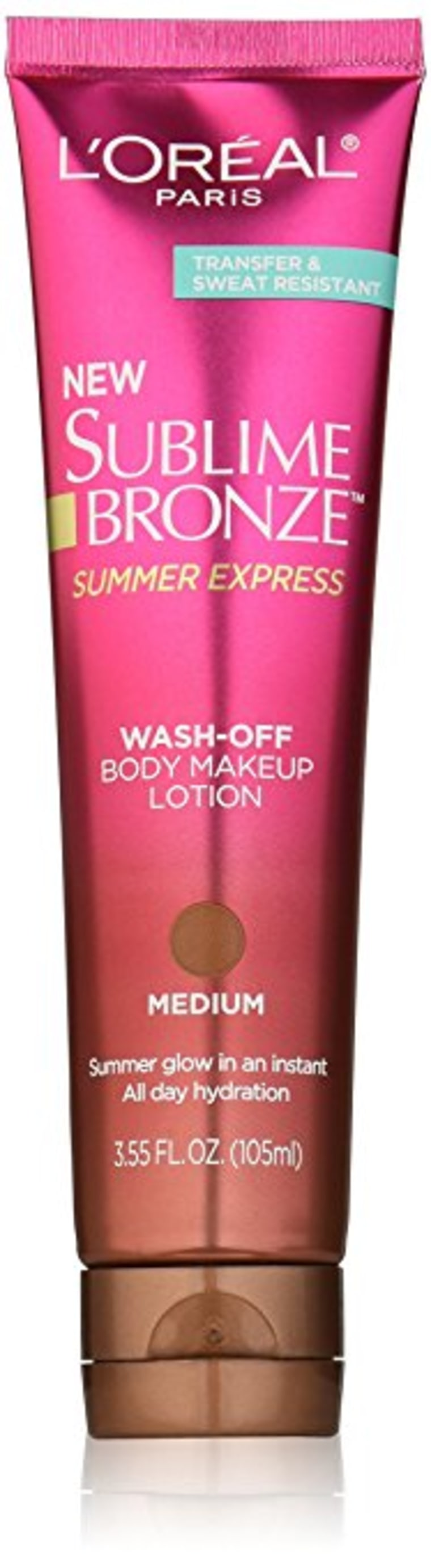 Sublime Bronze Summer Express Body Lotion