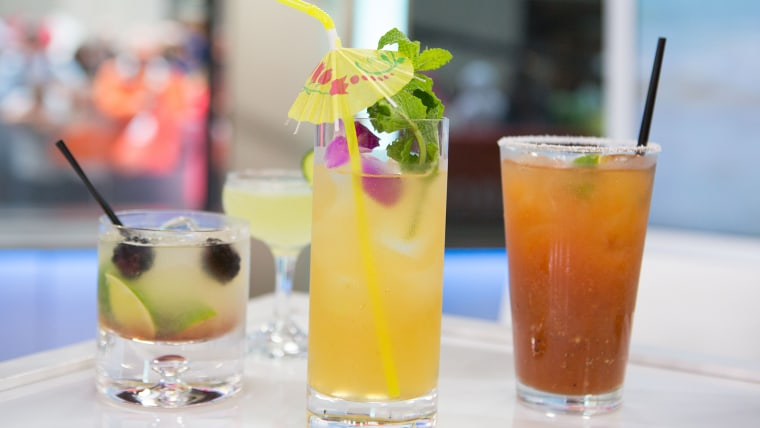 TODAY hosts' favorite classic cocktails get cool summer makeovers