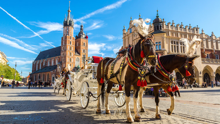 Poland: affordable vacation in Europe