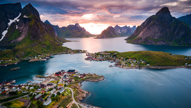 Norway: Best summer destinations for dollar value