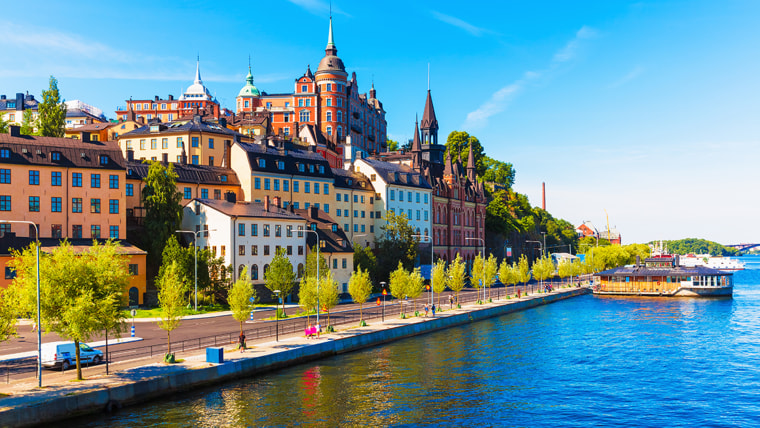 Sweden: Vacation spot with good dollar exchange rate