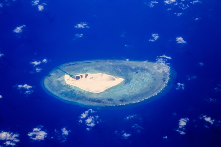 Image: Triton Island in the South China Sea