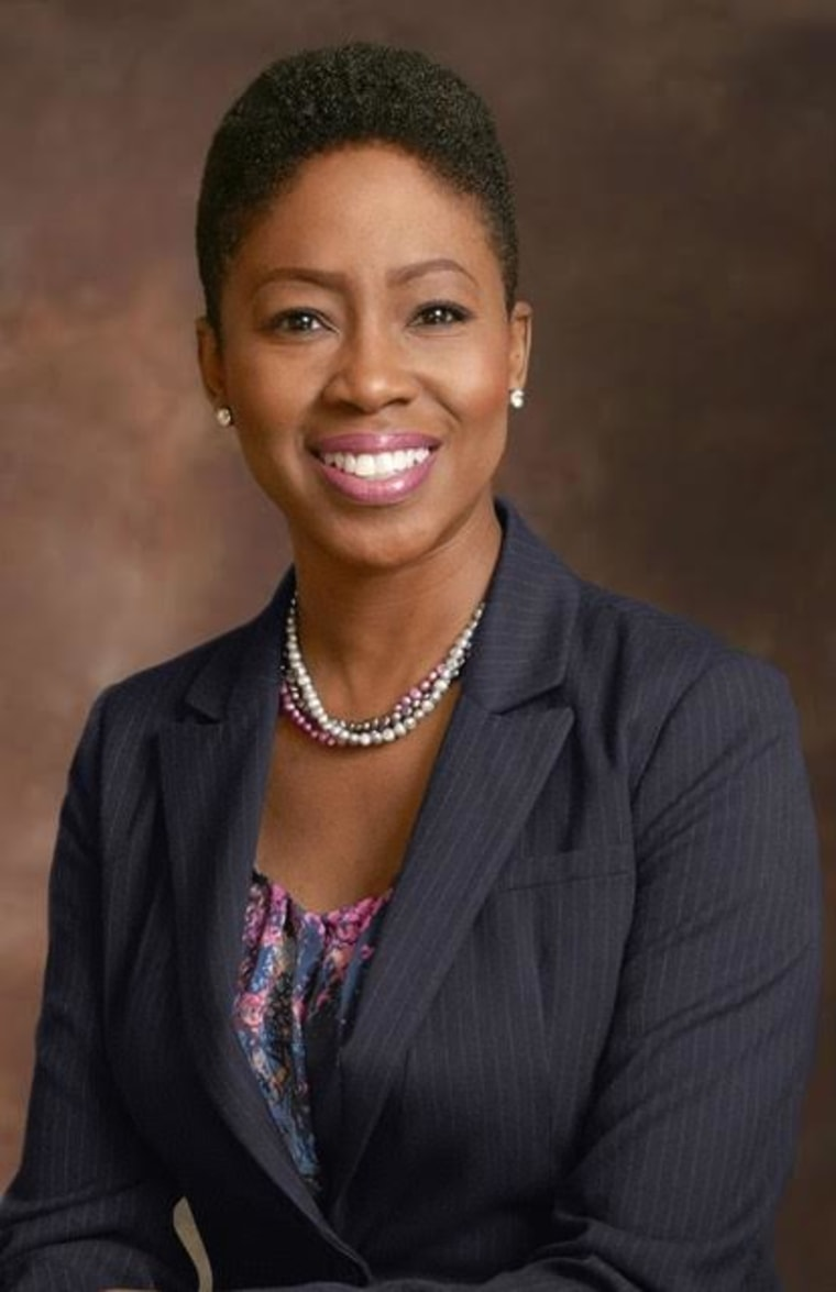 Image: Dr. Stephanie Crumpton is the Assistant Professor of Practical Theology at McCormick Theological Seminary in Chicago.