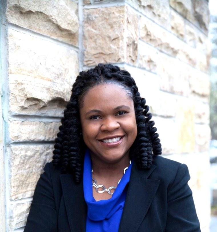 Image: Dr. Yolanda Pierce is the Dean of the School of Divinity at Howard University.