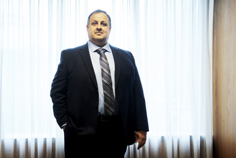 Image: Walter Shaub, director of the Office of Government Ethics, in Washington.