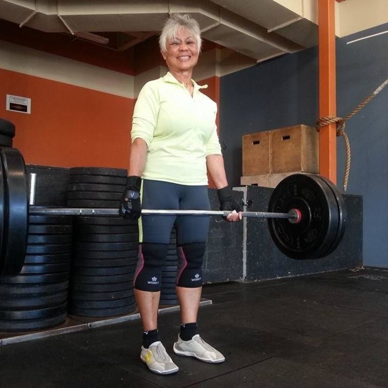 Susie Rose, 75, will compete Amateur World Powerlifting Congress (AWPC) competition in August in Idaho Falls, Idaho.