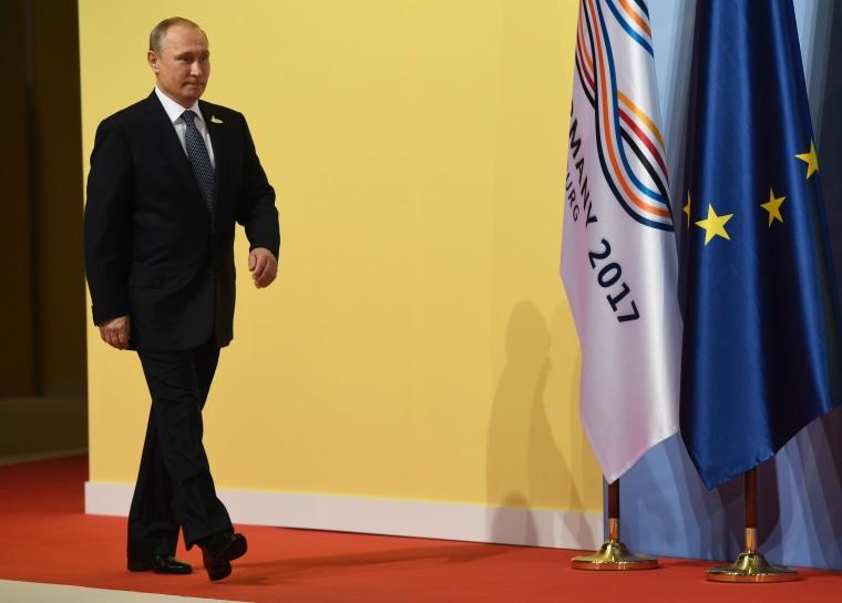 Image: GERMANY-G20-SUMMIT