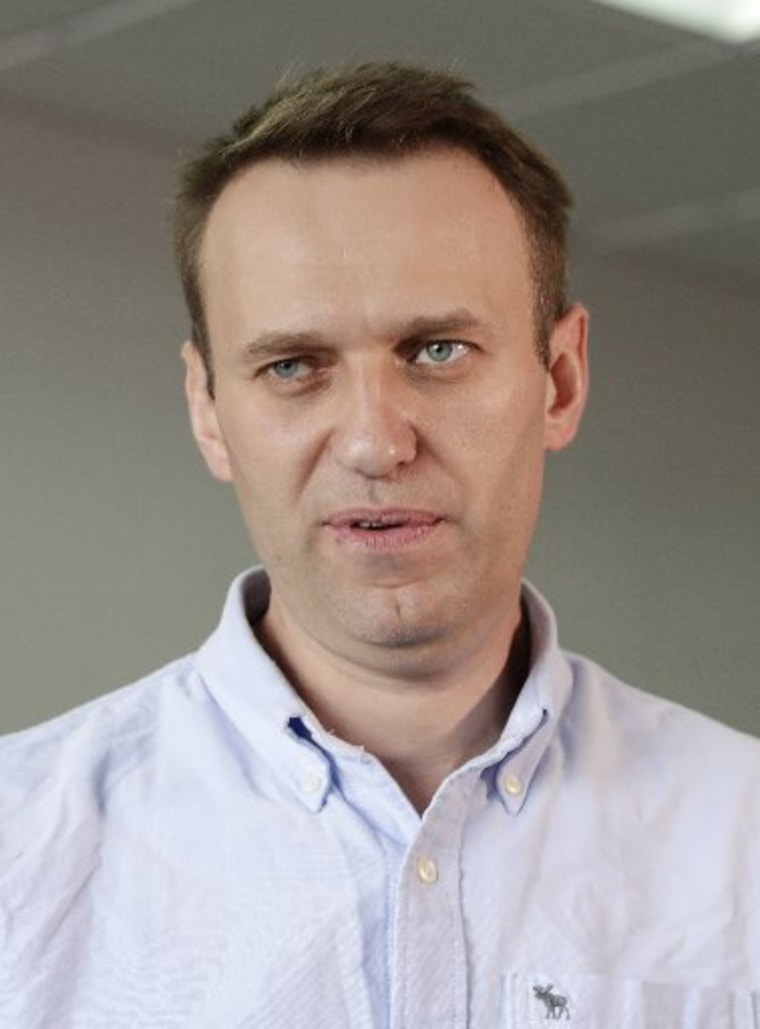Alexei Navalny, Russian Opposition Leader, Released From ...