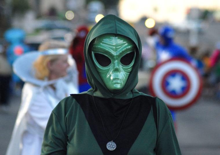 UFO Parade